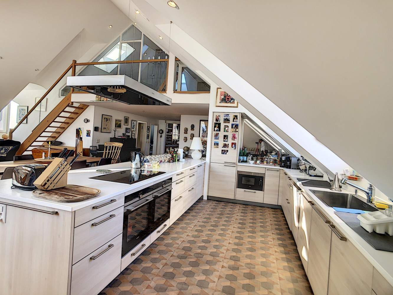 Vevey  - Attic 3 Bedrooms - picture 3