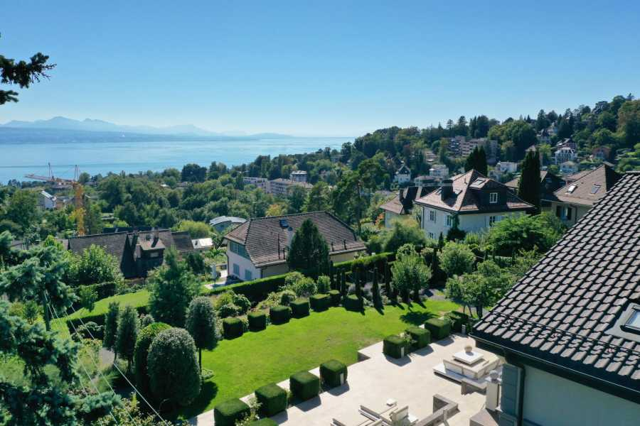 Lausanne  - Maison 11.5 Pièces 6 Chambres