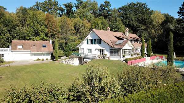 Lussy-sur-Morges  - House 9 Bedrooms