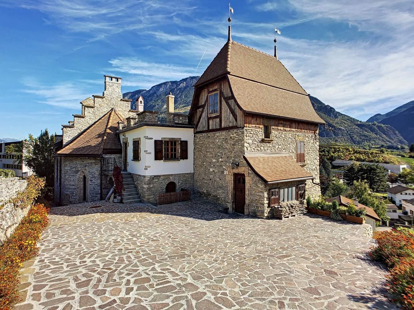 Sierre  - Château 16 Pièces 6 Chambres - picture 4