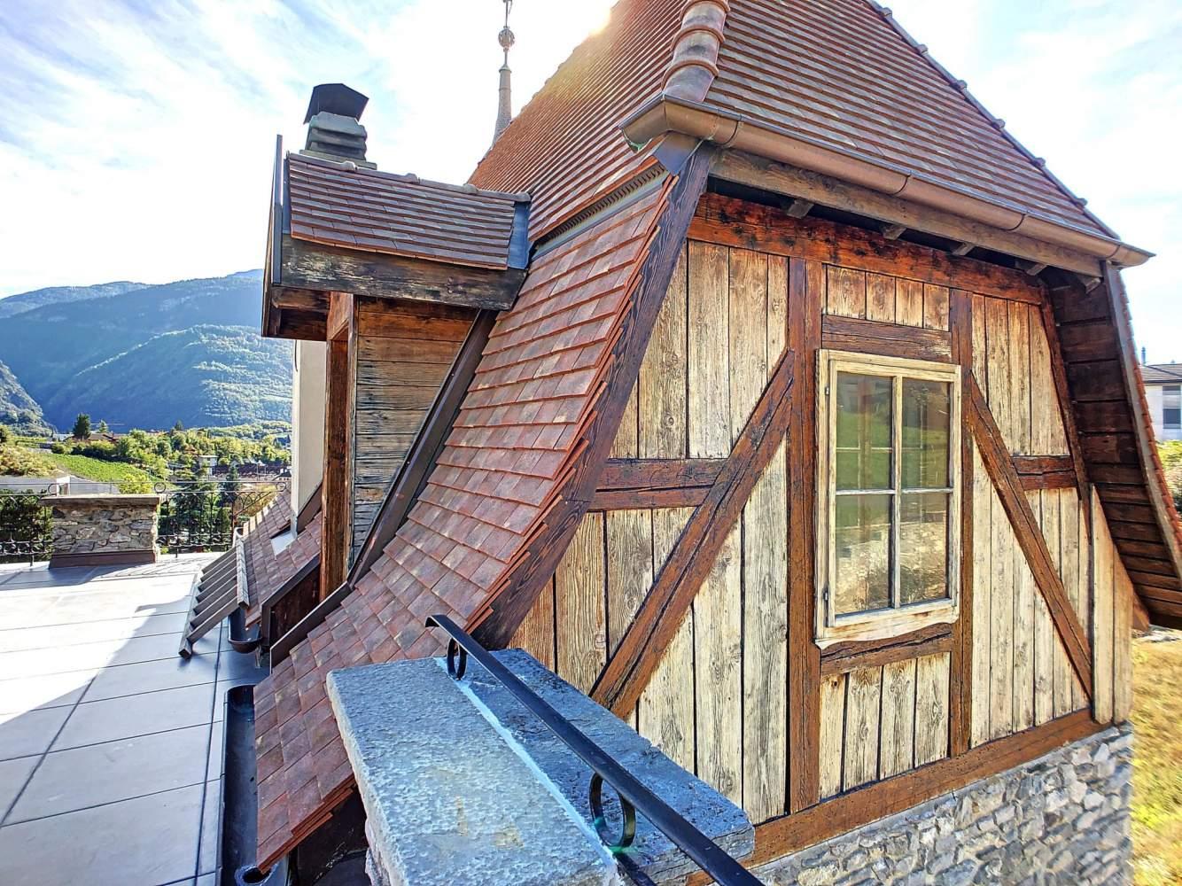 Sierre  - Château 16 Pièces 6 Chambres - picture 11