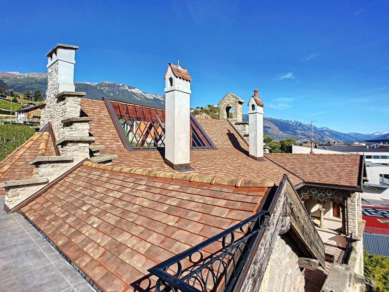 Sierre  - Château 16 Pièces 6 Chambres - picture 9