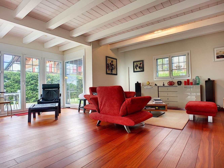 Arzier  - Maison 5.5 Pièces 3 Chambres - picture 4