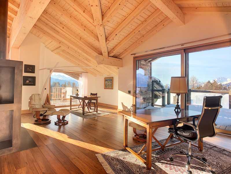Crans-Montana  - Appartement 8 Pièces 5 Chambres