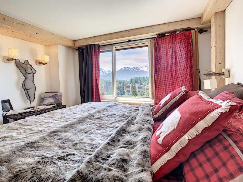 Crans-Montana  - Appartement 3 Pièces 2 Chambres
