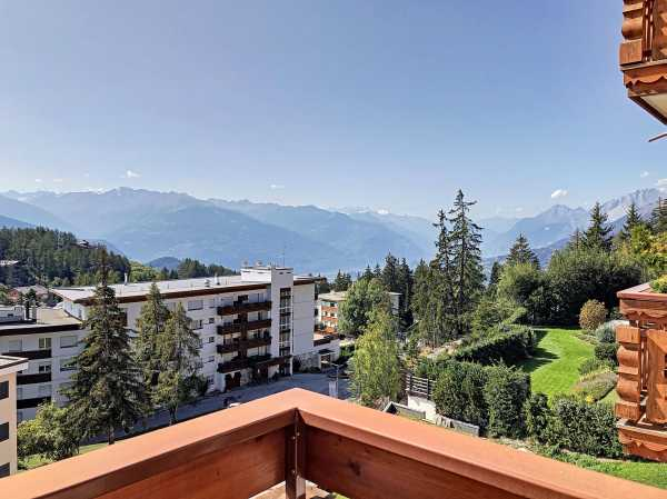 Appartement Crans-Montana  -  ref B117596A (picture 1)