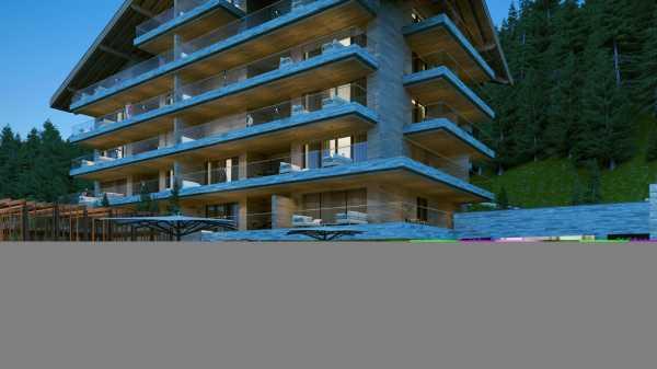 Apartment Crans-Montana  -  ref SixSenses_B03 (picture 3)