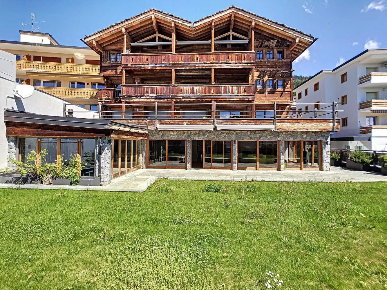 Crans-Montana  - Appartement 6 Pièces 4 Chambres - picture 1