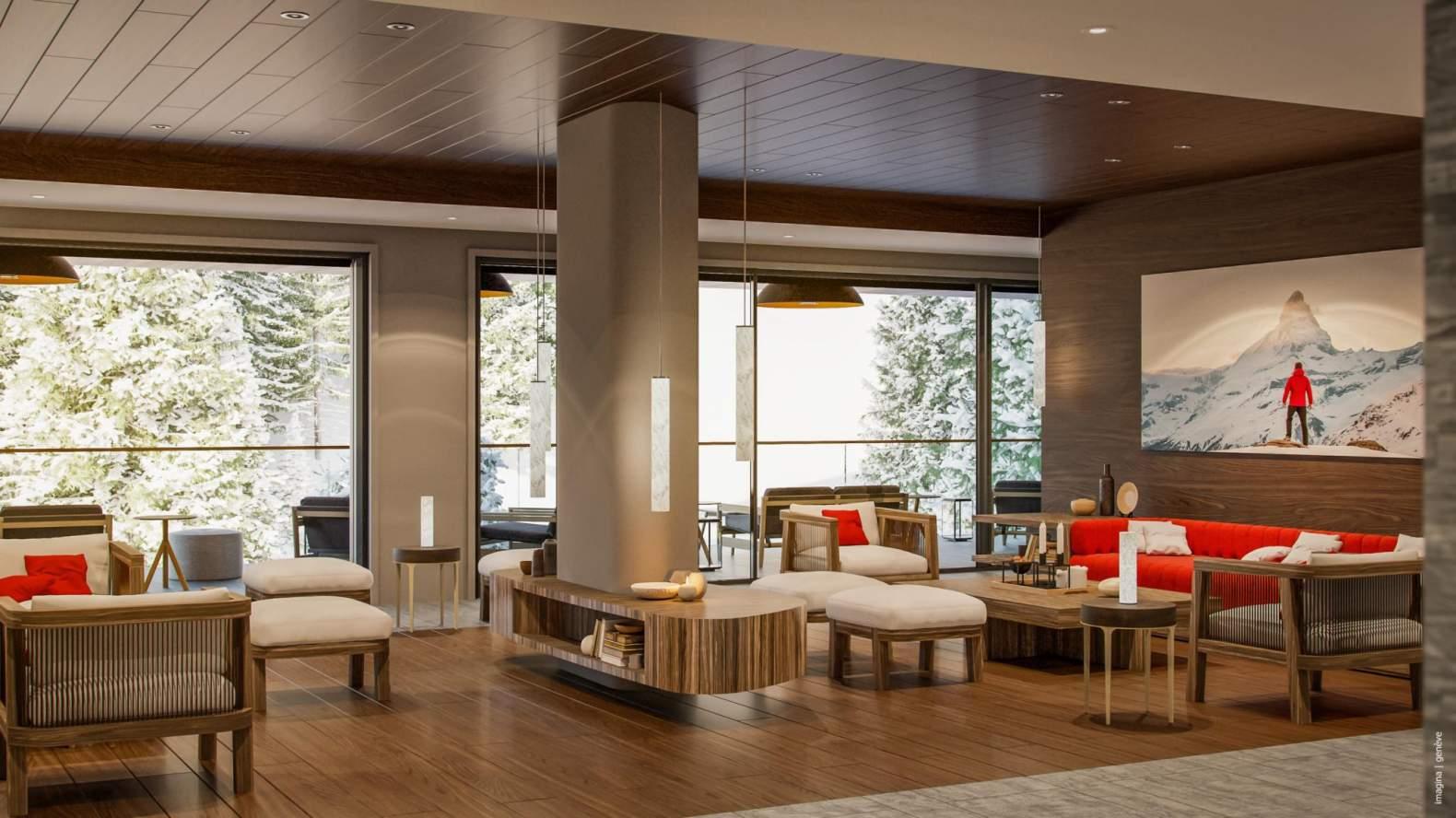 Crans-Montana  - Appartement 4 Pièces 3 Chambres - picture 7