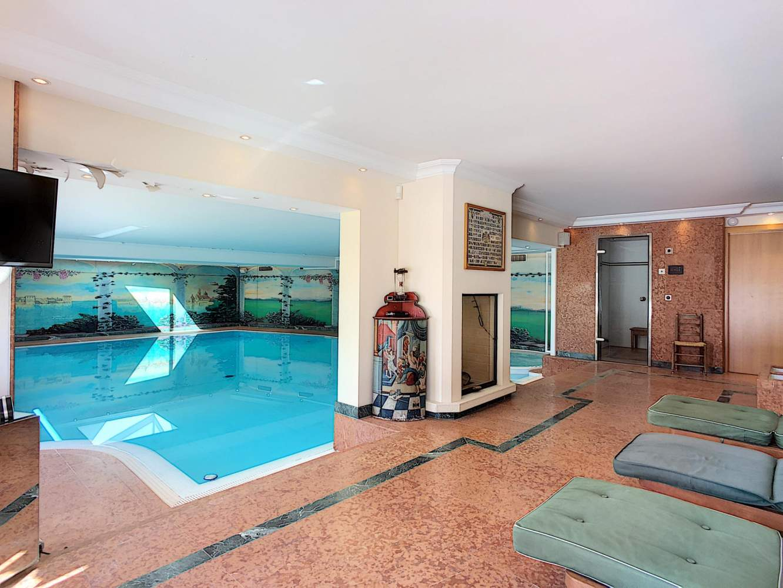 Splendide appartement d'exception avec piscine privée intérieure et appartement d'invités de 3 pièces picture 1