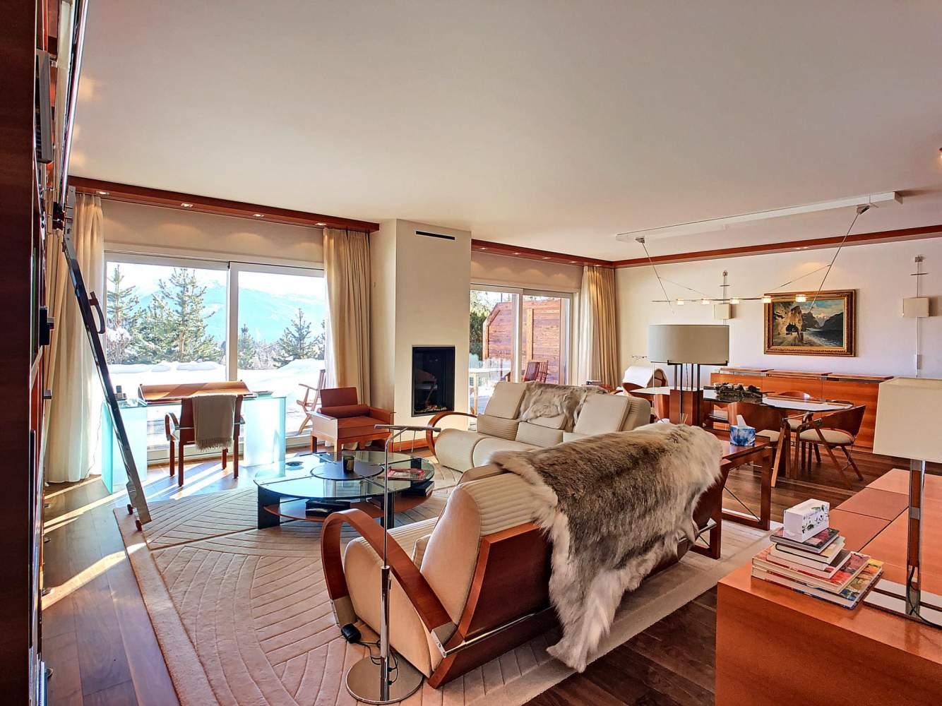 Crans-Montana  - Appartement 4 Pièces 3 Chambres - picture 5