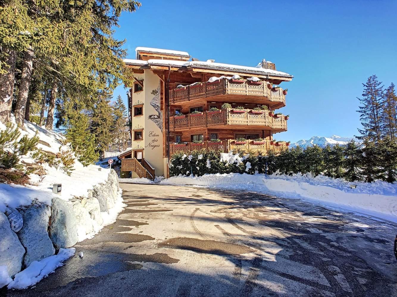 Crans-Montana  - Appartement 4 Pièces 3 Chambres - picture 4