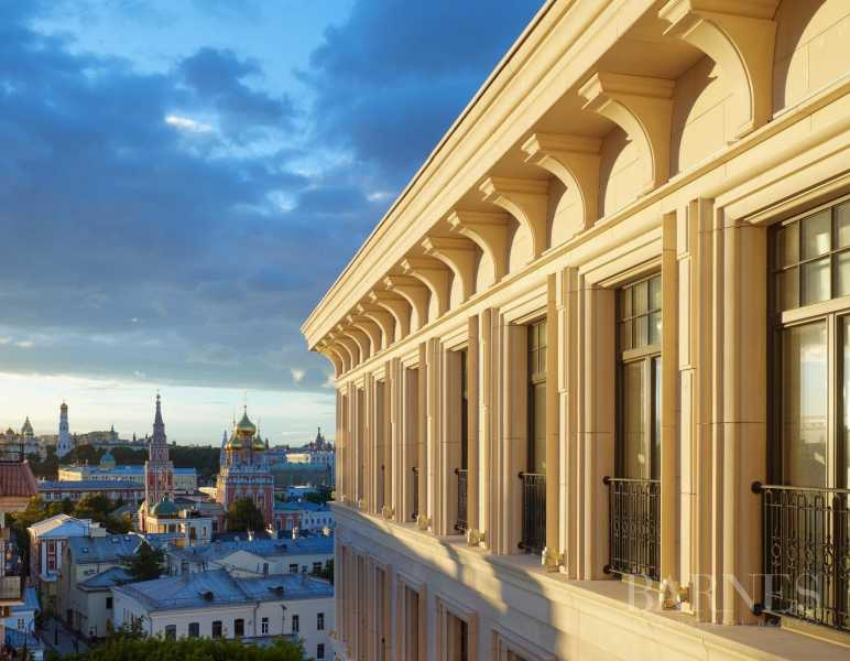 Moscow  - Ensemble immobilier