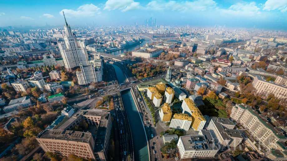 Moscow  - Hовостройки Москвы