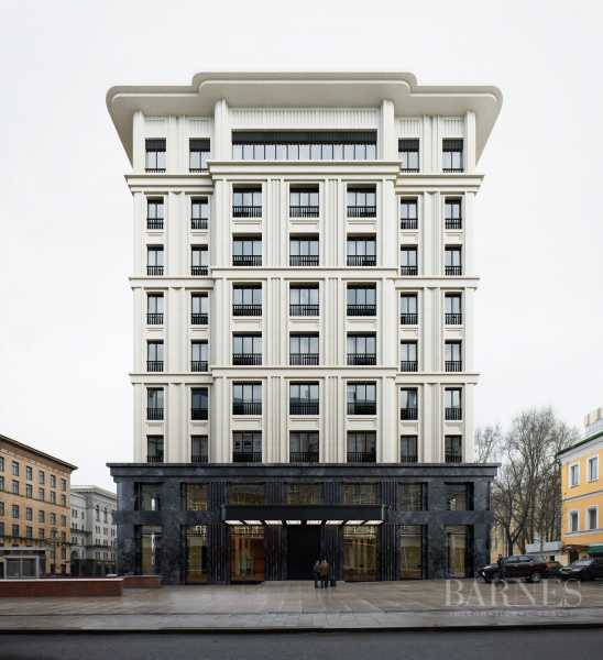 Moscow  - Serviced apartment 4 Bedrooms