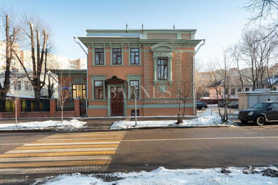 Moscow  - Городской особняк