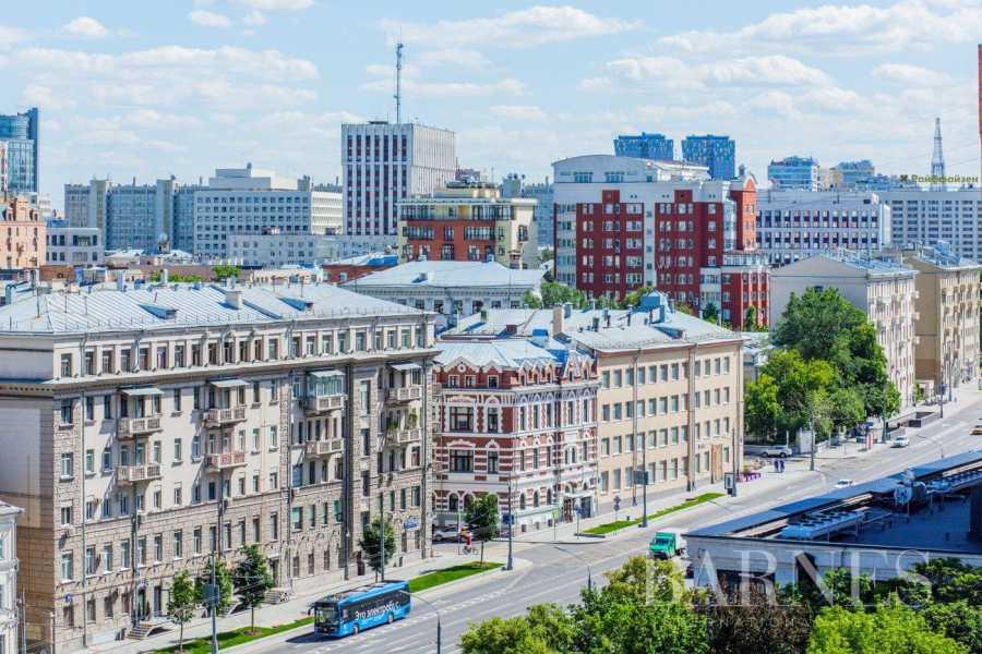 Moscow  - Квартира 9 Комнаты 5 Спальни