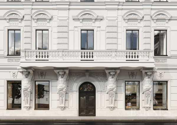 «Дом с Атлантами» Москва  -  ref 3419074 (picture 2)