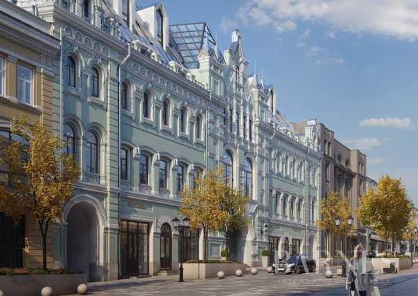 Апартаменты Москва  -  ref 3299933 (picture 1)