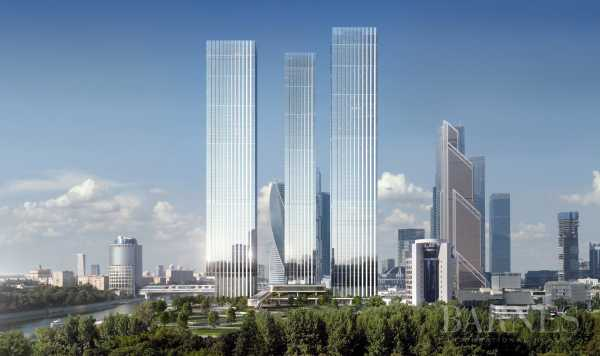 ЖК Capital Towers Москва  -  ref 3423035 (picture 3)