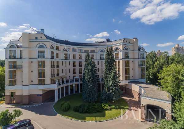 Квартира Москва  -  ref 3870765 (picture 1)