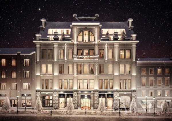 Moscow  - Пентхаус 5 Комнаты 4 Спальни