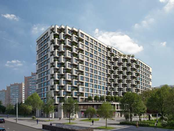 Ensemble immobilier Moscow  -  ref 3436573 (picture 1)