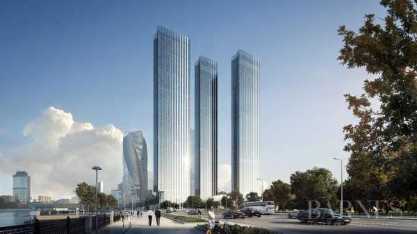 ЖК Capital Towers Москва  -  ref 3423035 (picture 2)