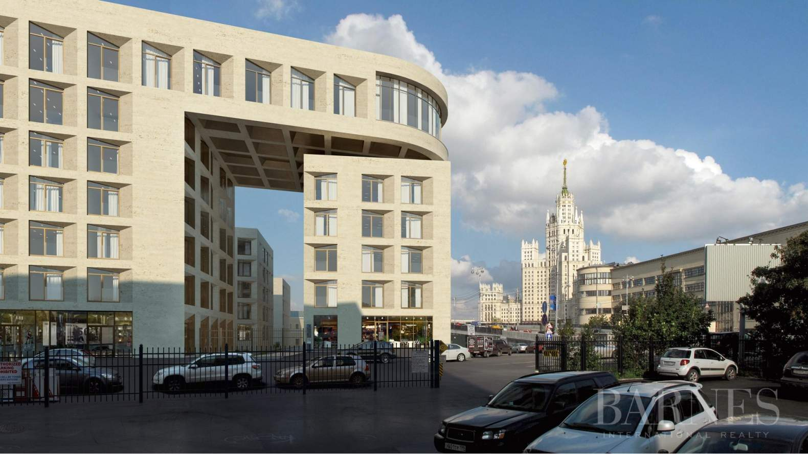 Moscow  - Апартаменты 3 Комнаты - picture 2