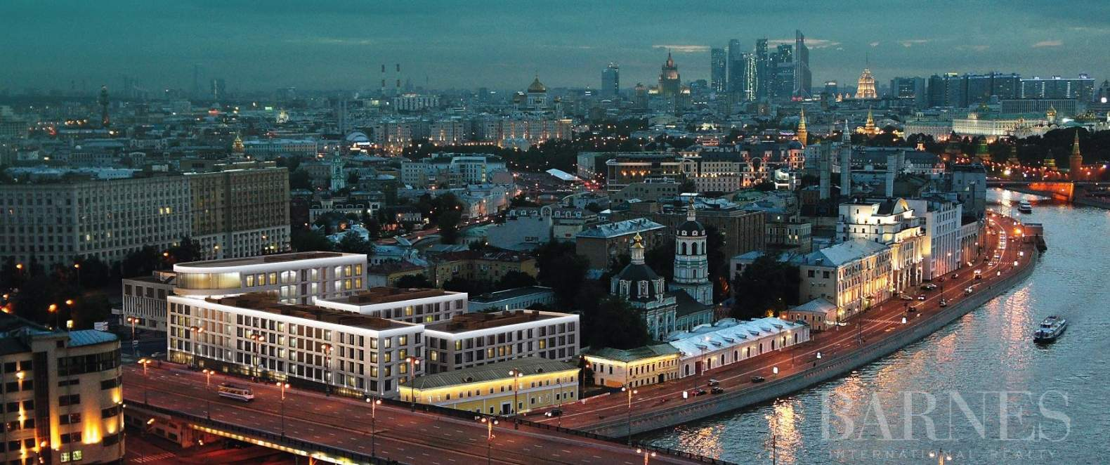 Moscow  - Апартаменты 3 Комнаты - picture 10