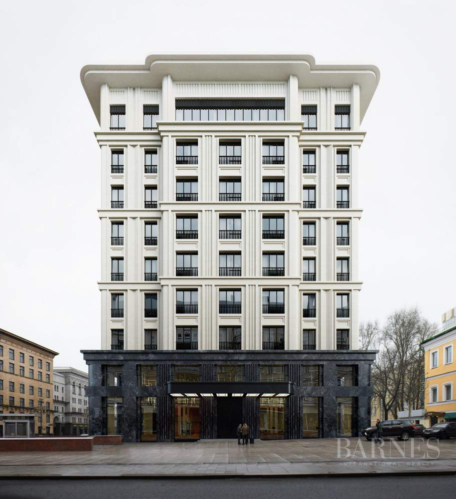 Moscow  - Serviced apartment 4 Bedrooms - picture 4