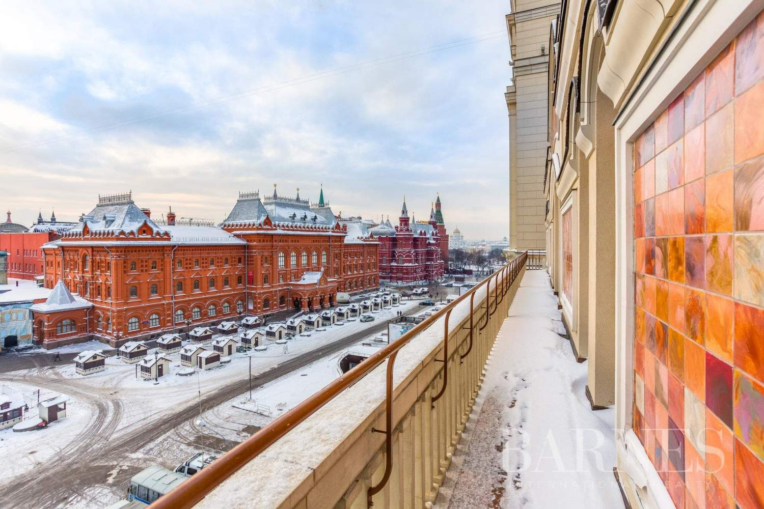 Moscow  - Apartment 3 Bedrooms - picture 9