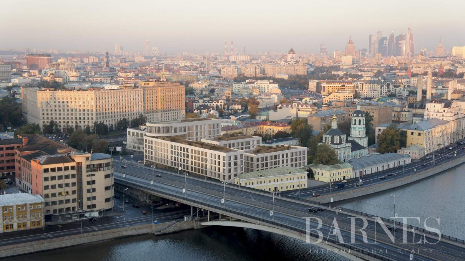 Moscow  - Апартаменты 2 Комнаты - picture 1