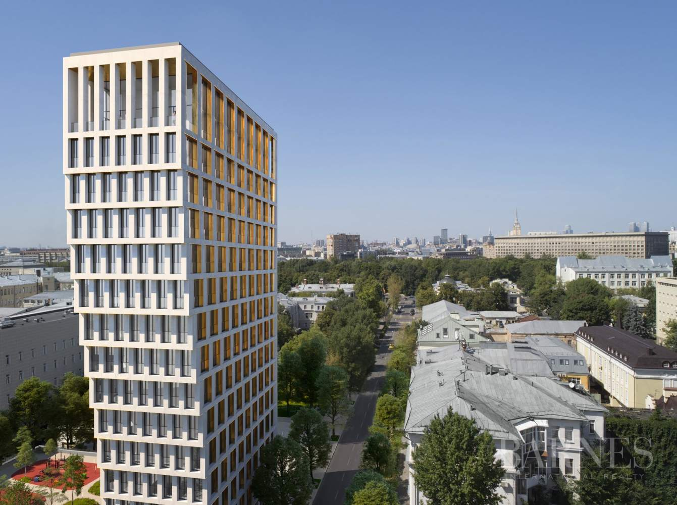 Moscow  - Двухуровневая квартира 4 Комнаты - picture 1