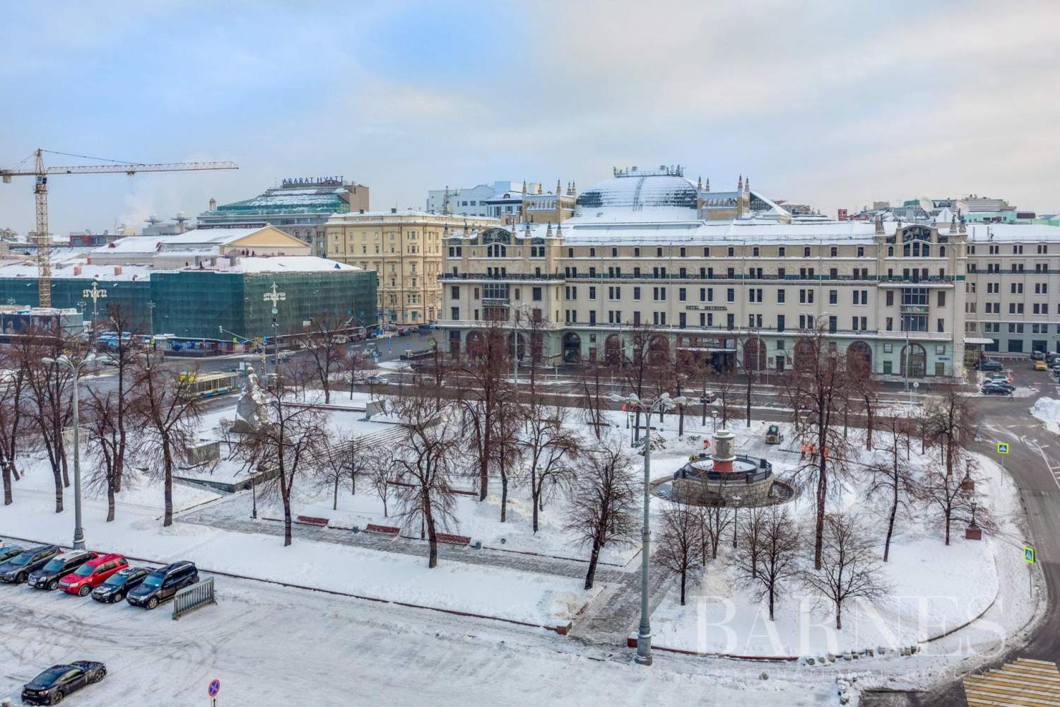 Moscow  - Apartment 3 Bedrooms - picture 4