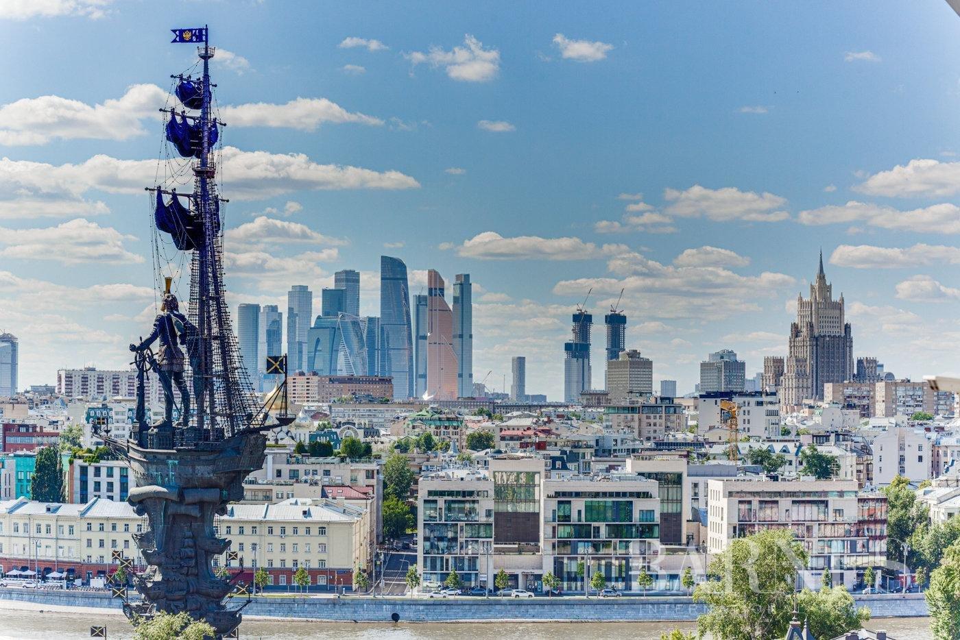 Moscow  - Квартира 9 Комнаты 5 Спальни - picture 3