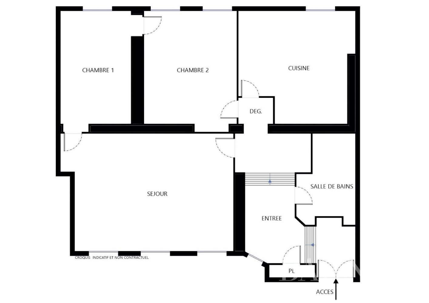 Paris  - Appartement 6 Pièces 2 Chambres - picture 15