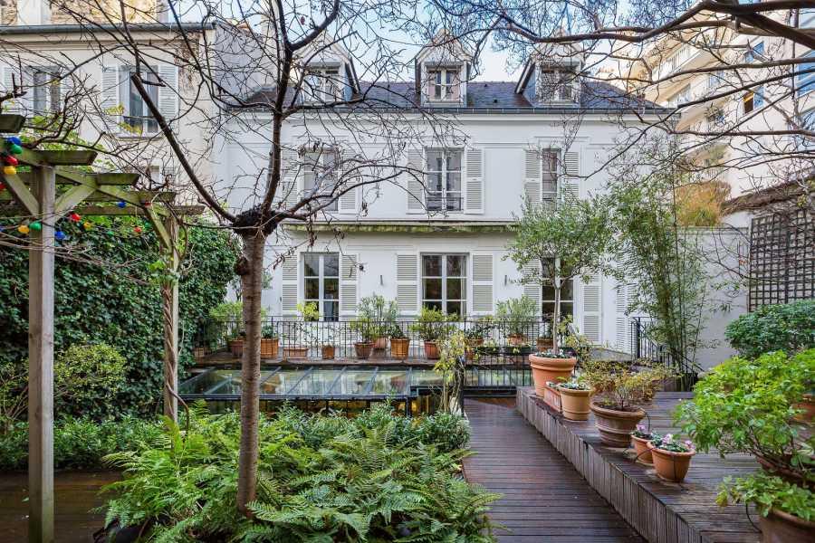 Maison Paris 75015