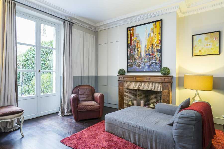 Paris  - Maison 9 Pièces 6 Chambres