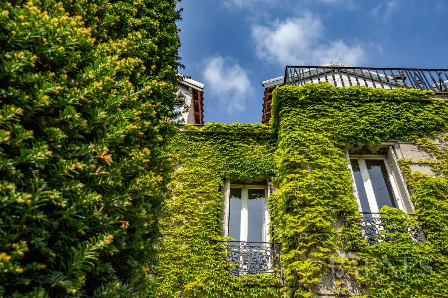 The country in PARIS - Bois de VINCENNES - Property on Rue du Docteur DECORSE picture 1